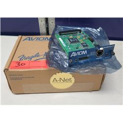AVIOM 16/o-Y1 A-Net Yamaha Output Card Digital Interface in Box