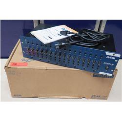 AVIOM AN-16/i-M A-Net 16 Channel Mic & Line Level Input Module in Box w/ Cords
