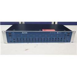AVIOM Pro 64 6416o A-Net 16 Channel Mic & Line Level Output Module 100-240 VAC