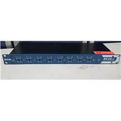 AVIOM AN-16/o 16 Channel Line Level Analog Output Module
