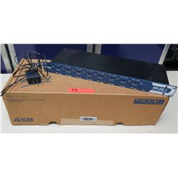 AVIOM AN-16/i 16 Channel Line Level Analog Input Module in Box