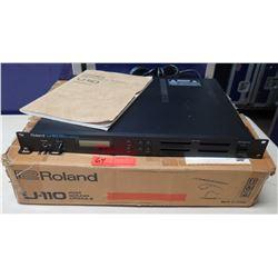 Roland U-110 PCM Sound Module in Box w/ Cords & Manual