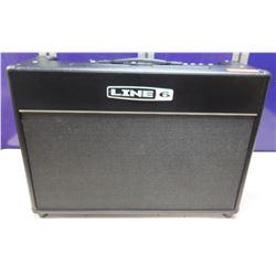 Line 6 Vetta II Digital Interface Guitar Combo Amp Celestion & FBV Custom Foot Controller