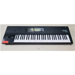 Korg 01/WFD A1 Synthesizer System Music Workstation w/ 16 Track Sequencer