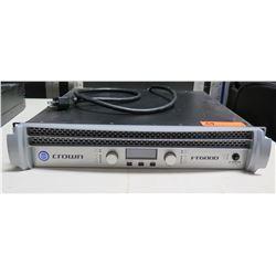 Crown I-Tech I-T6000 Power 2 Channel Amplifier w/ Cord