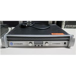 Crown I-Tech I-T4000 Power 2 Channel Amplifier w/ Cord