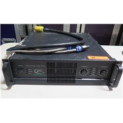QSC Powerlight 4.0 PFC 4000 Watt Professional Amplifier Model PWRLIGHT 4.0 w/ Cord