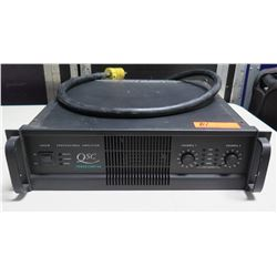 QSC Powerlight 4.0 PFC 4000 Watt Professional Amplifier Model PWRLIGHT 4.0 with Cord