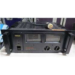 Yamaha Professional Series Natural Sound Power Amplifier Model P-220 w/ Cord
