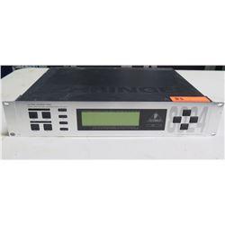 Ultra-Curve Pro Digital 24 Bit Dual-DSP Mainframe High Density Converter DSP8024
