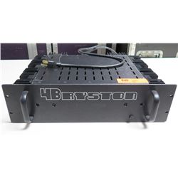 Bryston Cubed Dual-Mono Amplifier 60Hz 120V Model 4B