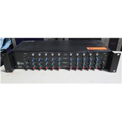 Meyer Sound CP-10 Complimentary Phase Dual Channel Parametric Equalizer