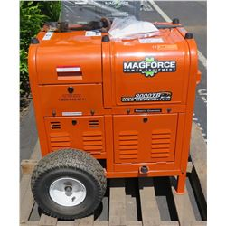 Magforce Power Equipment 9000 TB Rolling Gas Generator