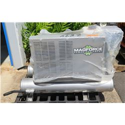 Magforce Power Equipment Rolling Heavy Duty Commercial 8 Gallon Air Compressor