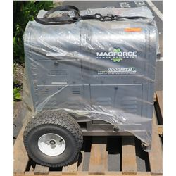 Magforce Power Equipment 9000 MTB Rolling Gas Generator