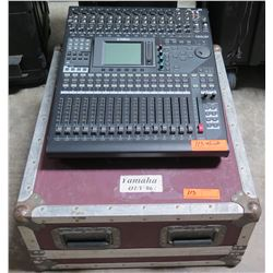 Yamaha 01/V 96i Digital Mixing Console Desk & Hard Case