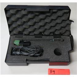 AKG Acoustics C419 Clip On Condenser Microphone in Hard Case