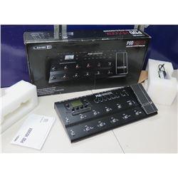 Line 6 POD HD500X Multi Effect Floor Foot Processor w/ Cords in Box