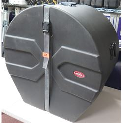 "SKB Music 26"" Kick Bass Drum Case w/ Strap"