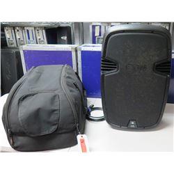 JBL EON 515XT Powered Speaker w/ Cord & Carrying Case
