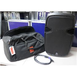 JBL EON 515XT Powered Speaker w/ Cord & Carrying Case