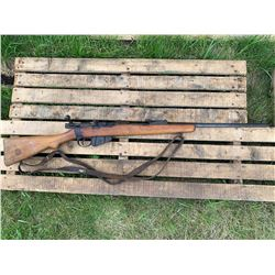 Ross Rifle M-10 Bolt action - w/clip and strap