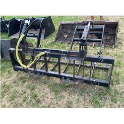 Skid Steer Grapple bucket - 78""