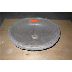 Stone Sink - Round