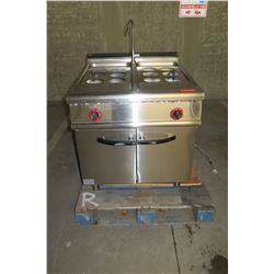 Sanseidou MGU-076G Noodle Cooker Machine, Untested, Sold As Is