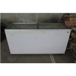 Mimet Chest Freezer, Untested, Sold As Is