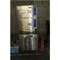 Cleveland Convection Steamer, Untested, Sold As Is