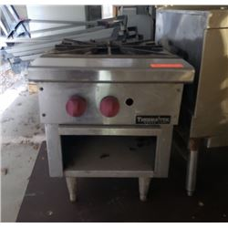 Thermatek Single Burner, Untested, Sold As Is
