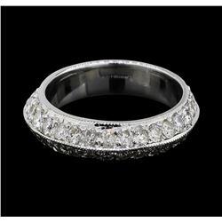 14KT White Gold 1.44 ctw Diamond Eternity Ring