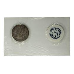 1880-O $1 Morgan Silver Dollar Coin GSA Soft Pack