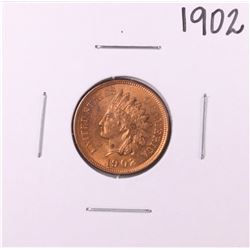 1902 Indian Head Cent Coin