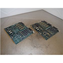 (2) HURCO 415-0177-019 MACHINE PERSONALITY 3 PCB ASSY