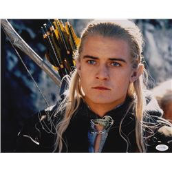 "Orlando Bloom Signed ""The Lord of the Rings"" 11x14 Photo (PSA Hologram)"