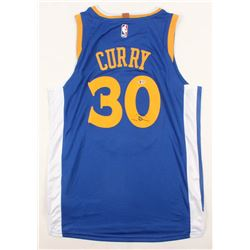 Stephen Curry Signed Golden State Warriors Jersey (Beckett COA)
