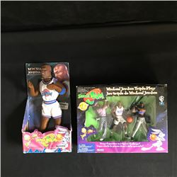 SPACE JAM TOY LOT (MICHAEL JORDAN)