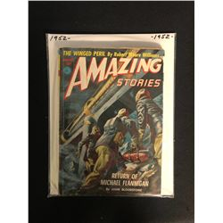 AMAZING STORIES 1952 Vol 26 #8