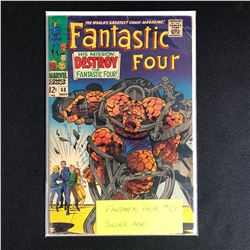 FANTASTIC FOUR #68 (MARVEL COMICS)