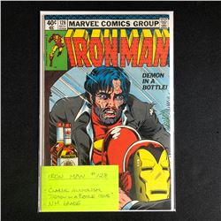 IRON MAN #128 (MARVEL COMICS)