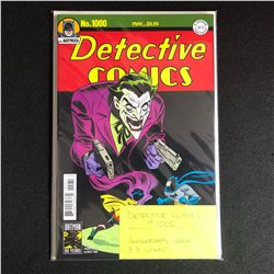 DETECTIVE COMICS #1000 (1940s VARIANT COVER by BRUCE TIMM)