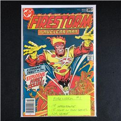 FIRESTORM #1 (DC COMICS)