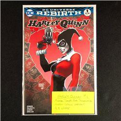 HARLEY QUINN #1 (DC COMICS) Aspen Comics Variant