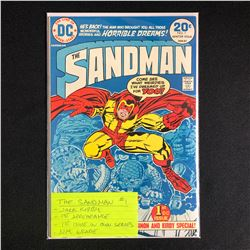 THE SANDMAN #1 (DC COMICS)
