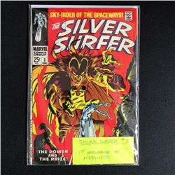 SILVER SURFER #3 (MARVEL COMICS)
