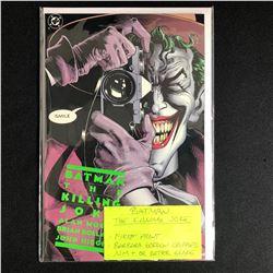 BATMAN: THE KILLING JOKE (DC COMICS)