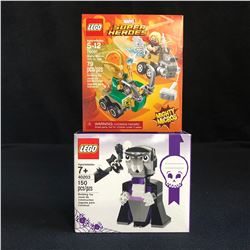 LEGO BUILDING TOY LOT