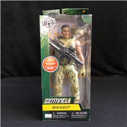 "Military Sentinel 1 True Heroes Bandit Posable 12"" Figure"